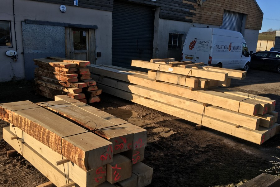 2018 Week 6 Update – 9/2/2018 – Norton Timber