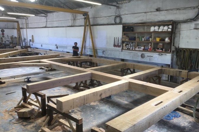 2018 week 16 Update – 5/6/18 – 19/6/18 – Norton Timber