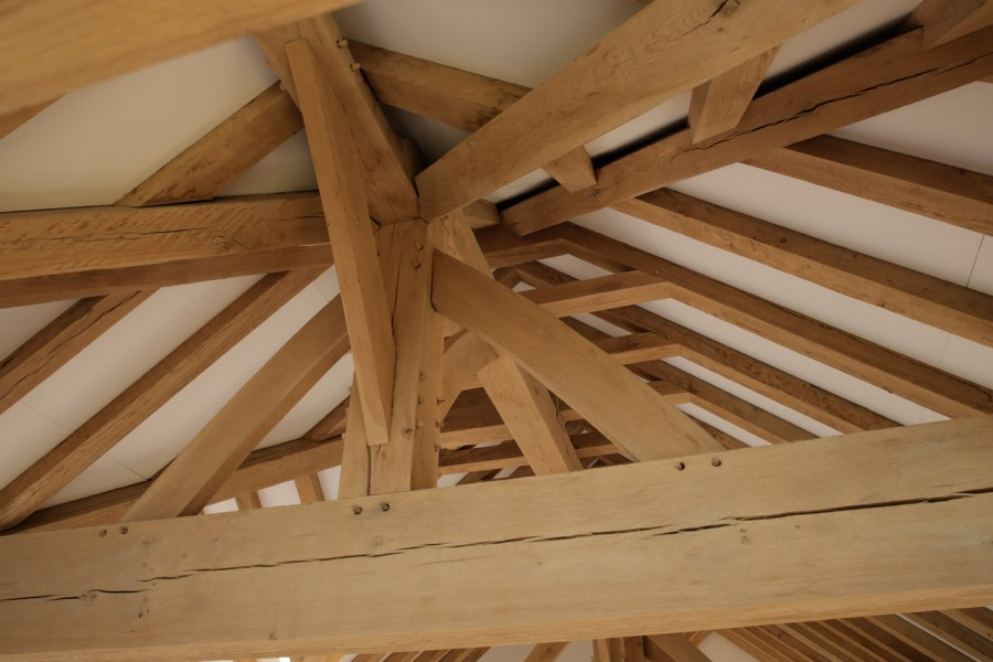 Project update: Reams Cottage 18/11/16