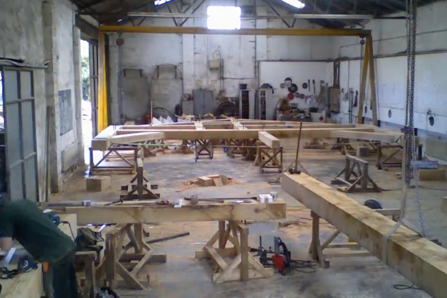 St Margaret's Build update – 22/5/17