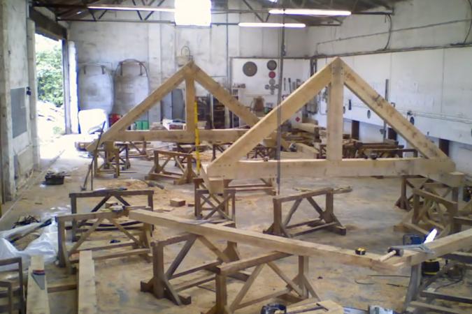 Retrospective – Gable Build Reams Cottage –  9/6/17