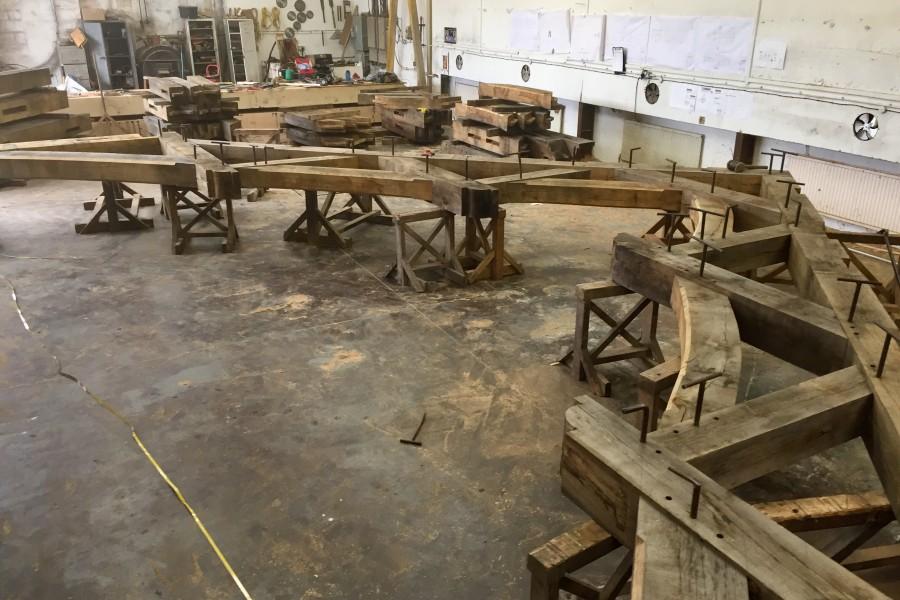 Hammer Beam Update – 20/10/2017